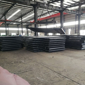 hot rolled steel plate  from factory  sale