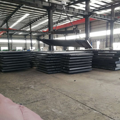 hot rolled steel  of  high  quality
