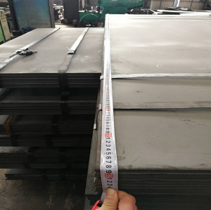 SS400 Hot rolled carbon mild steel plate with different grade