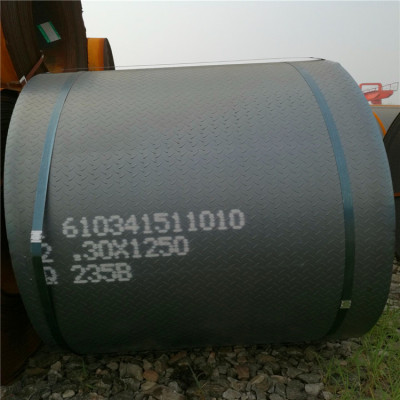 China A36 Q235B S275 SS400 MS Carbon Steel Plate