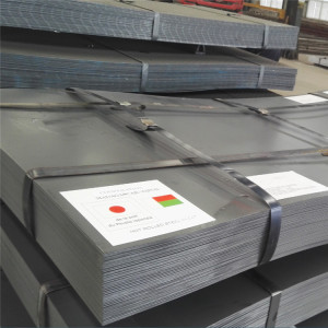 Hot rolled mild steel plate A36