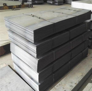 best price Hot rolled plate  from  Hebei  factory