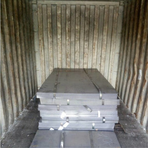 Hot Rolled Steel Sheet Plate for building  material
