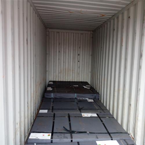 factory price mild steel plates hot rolled black iron sheet