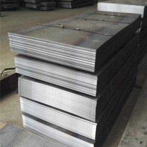 hot rolled steel plate  from Tangshan  factory