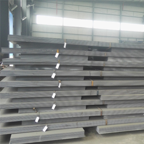 hot rolled plates  of  high  quality