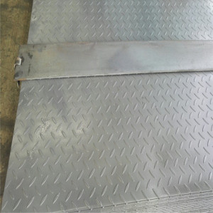 checkered plate  6mm thick