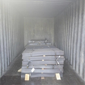 Qianan  Rentai  ms tear drop steel plate