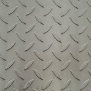 Hot Structural Steel Checkered Plate Tear Drop