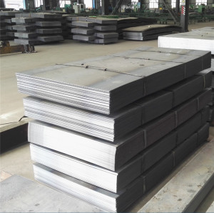 factory price mild steel plates hot rolled black iron sheet