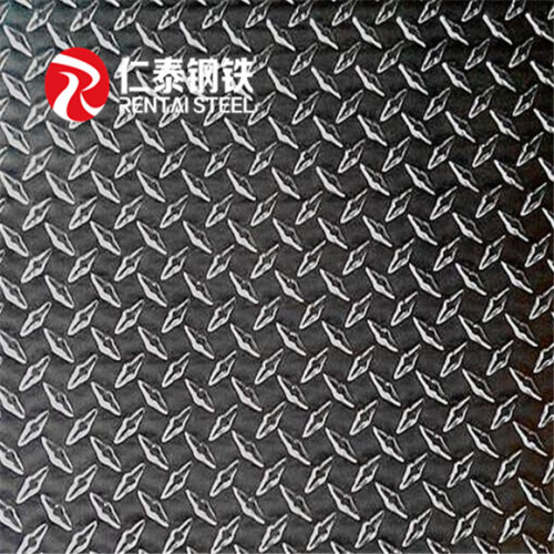HOT ROLLED CARBON STEEL PLATE CHECKERED CHEQUERED STEEL SHEET
