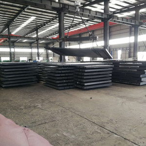 SS400 hot rolled carbon steel sheet plate from China