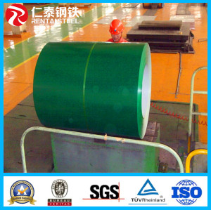 DX51D PPGI in the roofing 0.45*1250 ral6016