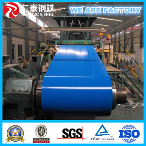 PPGI/Prepainted Galvanized Steel Coil/Sheet Metal Roofing Rolls