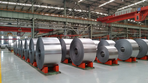 Cold Rolled Steel Coils SPCD-SD