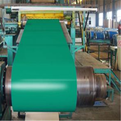 hot dip prepainted galvanized steel coil