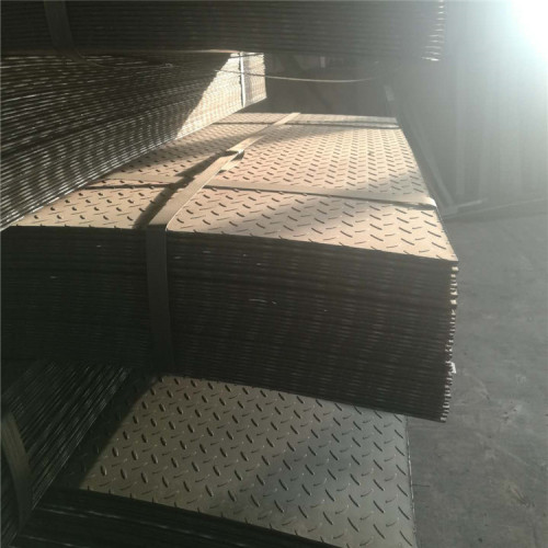 hot rolled checkered sheets  diamond plates 2.3*1250*2500mm