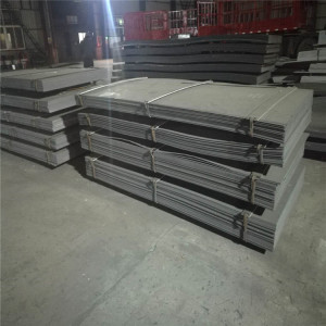 hot rolled steel sheet metal steel plate grade Q235B A36 SS400  from CHINA