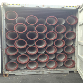 DN200 K9 6 Meter ductile iron pipe