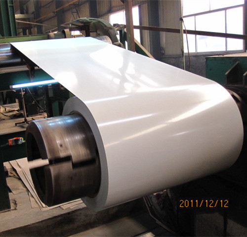 Ppgi steel coil for roofing and walling