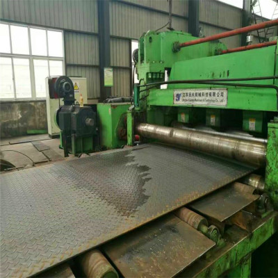 metal steel plate grade Q235B A36 SS400  from Tangshan China