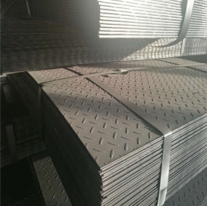 High quality China 2mm mild steel diamond plate for building application