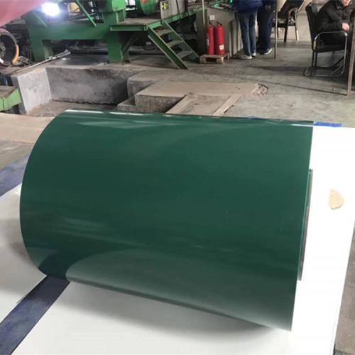 Full hard Prepainted GI Steel Coil / PPGI / PPGL Color Coated Galvanized Steel Sheet