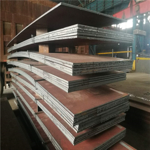 Chinese supplier Q195 Q235 hot rolled mild iron steel plate 2mm thick