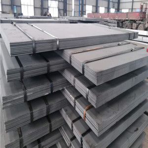 SS400 2.8X4'X8'MM hot rolled Steel plate