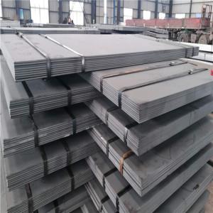 ASTM GR50  hot rolled Steel plate