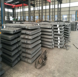 factory price SS400,S235JR ms hot rolled steel plate
