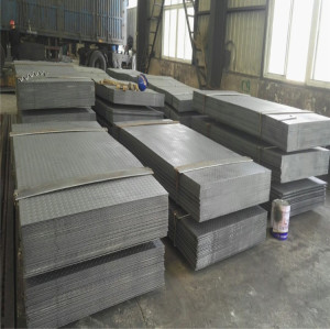 Diamond Carbon steel Checkered Steel Plate