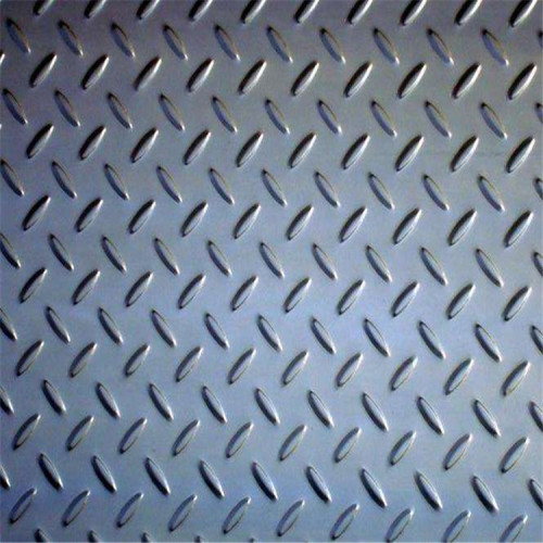checker plate steel metal plate made in China