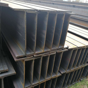H beams from tangshan