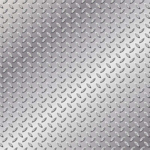 MS Carbon Steel Tear Drop Chequered Steel plate SS400 ASTM A36