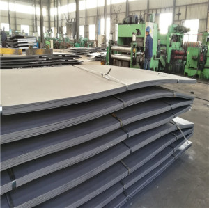 Hot Rolled A36 Steel Plate With High Strength