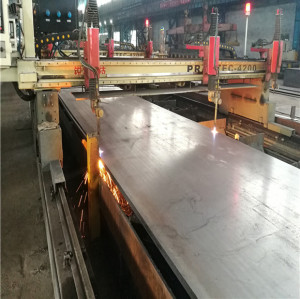 Factory direct sale Q235B  Q345B   hot rolled carbon steel plates