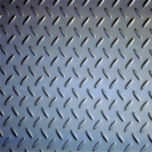 6mm thick MS chequered plate
