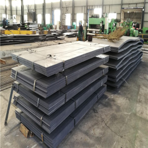 2mm-40mm Thickness and SS400 Grade steel plate