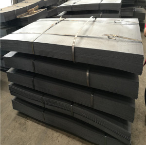 1.5-16mm Thickness and Q235B, Q345B Grade STEEL PLATE