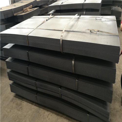 1.5-16mm Thickness and Q235B, Q345B Grade STEEL PLATE