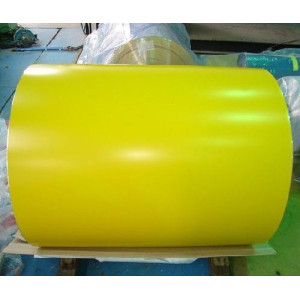 PPGI PPGL Color Coated Galvanized Steel Coil from China