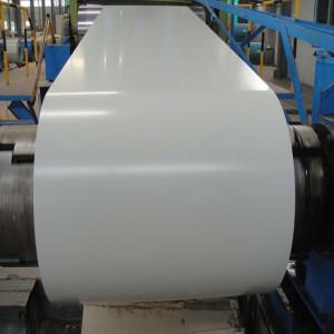 Dx51d z40-z275 hot dipped prepainted galvanized steel coil ppgi
