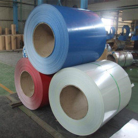 Lowest price ppgi prepainted galvanized steel coil from Hebei
