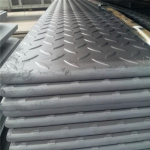 Tear Drop plate 2.3*1220*2440mm checkered Plate