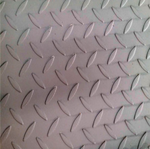 China diamond steel plate 1.5mm*4'*8'
