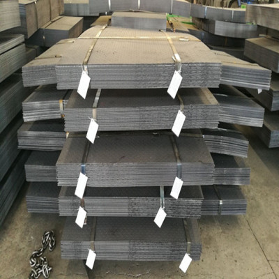 Q235B  Checkered  STEEL  Plate  from  China   of   Standard Steel Checkered Plate Sizes  FOR   SALE