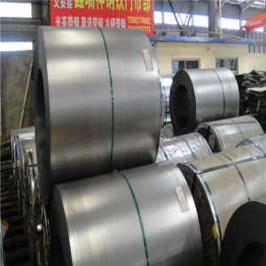 Black annealed prime q195 cold rolled steel coil or sheet