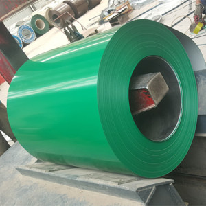 Prepainted Galvanized Steel Coil   ppgi roofing sheet