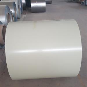 Zinc 20g-275g prepainted galvanized steel coil